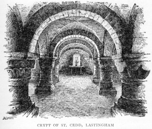 Crypt of St Cedd 1