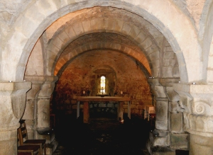 Crypt of St Cedd 2