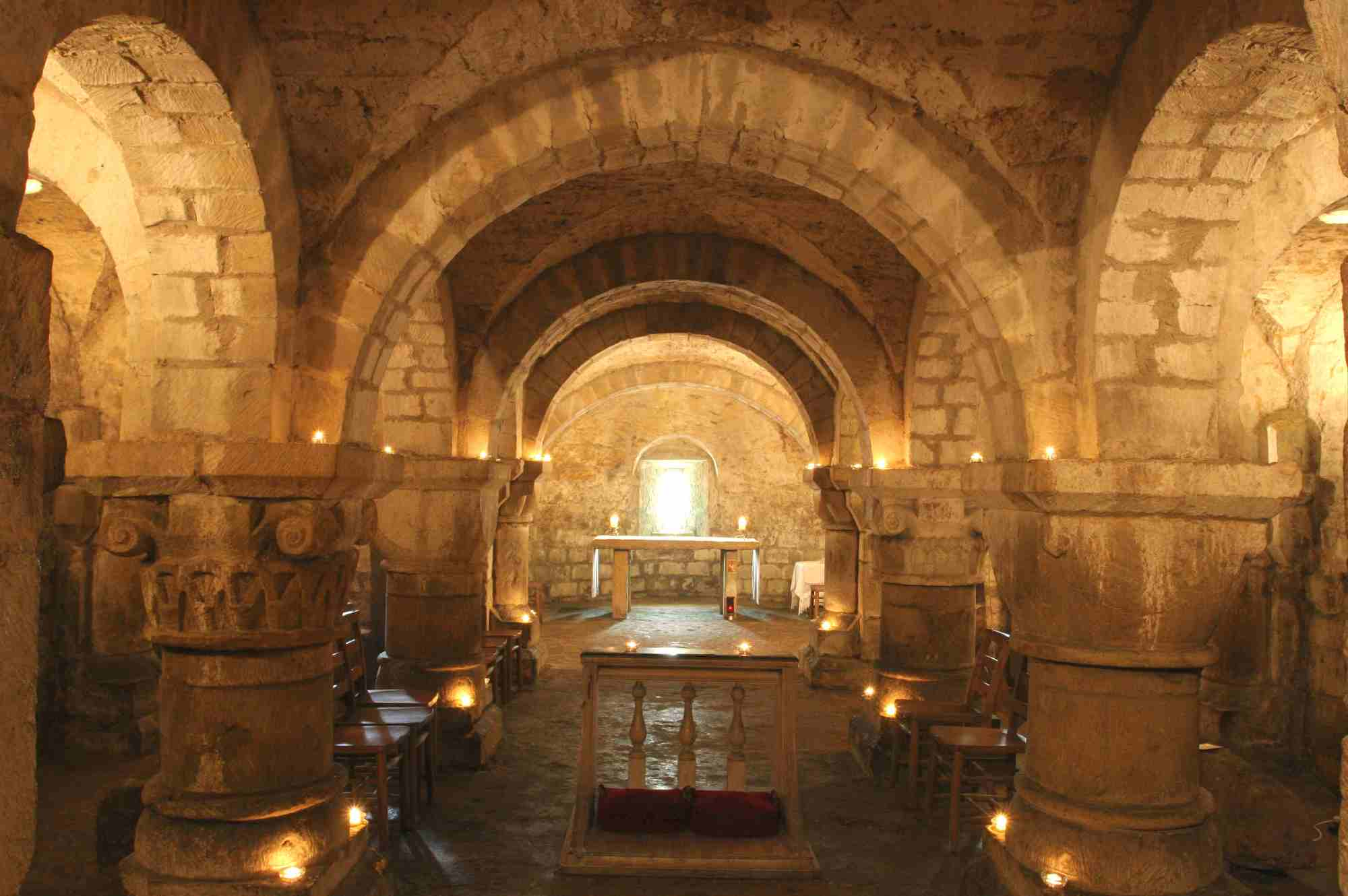 The Shrine Of St Cedd Citydesert