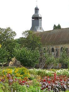 Tiron abbey