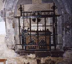 St Davi's Relics
