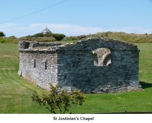 St justinians Chapel