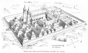 St Gall Abbey