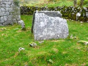 Grave of St Cronan