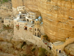 John jacob monastery 2