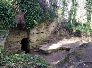 Robert cave