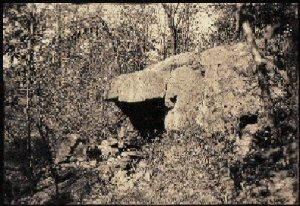 Sarah Bishop's Cave