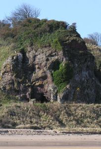 Baldred cave 2