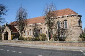 Baldreds church