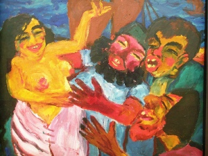 Nolde Mary sinners