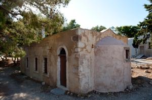 Theodore Trichinas chapel