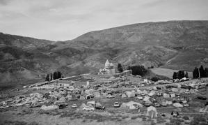 Saint Taddeus monastery, Iran. The yearly Armenian pilgrimage. July 2011