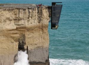 Hermit cliff