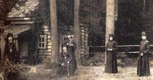 Monks of Optina Monastery Image 2