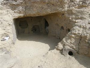 medieval-egyptian-hermitage