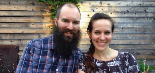 Frugalwoods couple